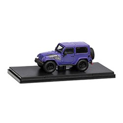 JEEP WRANGLER WINTER EDITION 1:43