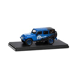 JEEP WRANGLER UNLIMITED 1:43