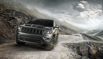 Jeep Grand Cherokee: L'art de séduire.